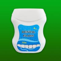 Buy cheap 50M Nylon waxed dental floss Model JT-1142N from wholesalers