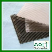Buy cheap Colored Cellular Polycarbonate Sheet from wholesalers