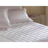 Buy cheap Quilted mattress protector Flame-retardant filled mattress protector from wholesalers