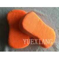 Buy cheap Microfiber Cleaning cloth Cleaning Sponge Microfiber auto washing sponge from wholesalers