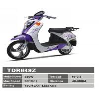 E-Vehicle Product Numbers:TDR649Z