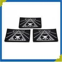 Buy cheap High Density Damask Woven Label Custom Woven Labels Cheap Maker from wholesalers
