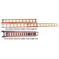 Buy cheap Aluminum Alloy Extension Ladders from wholesalers