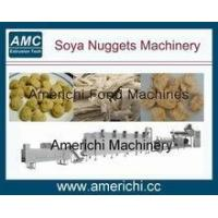 Buy cheap Texturized soya nuggets/chunks/mince meat machines from wholesalers