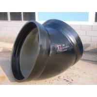 Buy cheap Ductile Iron Pipe Fitting Restrained Joint Ductile Iron Fitting from wholesalers