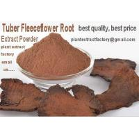 Buy cheap Herb Extract Powder Tuber Fleeceflower Root Extract from wholesalers