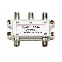 Buy cheap Luxurious Indoor Satellite 4 Way Splitter product