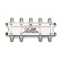 Buy cheap Luxurious Indoor Satellite 8 Way Splitter product