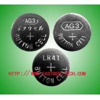Buy cheap AG3/LR41 Button Cell from wholesalers