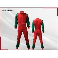 Buy cheap Go Karts Suit (6) SFI 2 layer fireproof auto racing suit RB-CR004 from wholesalers