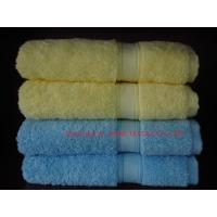 Buy cheap Satin Towel Low-Twist Cotton Dobby Towel from wholesalers