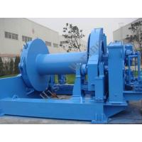Buy cheap Mooring Winch from wholesalers