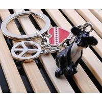Buy cheap top selling metal koala bear keychain key chain from wholesalers