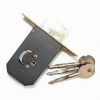 Buy cheap DEADBOLT LOCK from wholesalers