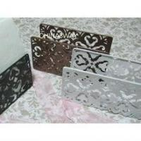 Buy cheap Metal tissue holder from wholesalers