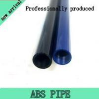 Buy cheap ABS blue pipe rigide product