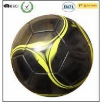Buy cheap size 3 classical black soccer ball football,PVC ball product