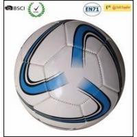 Buy cheap Promotion Tranning Machine Stitched Custom Print Soccer Ball product