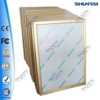Buy cheap Side open aluminum poster changed backlit film light box product