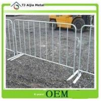 prime quality crowd control barrier concert crowd control barrier made in china