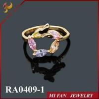 Buy cheap Ring Finger ring,replica ring,imitation gemstone ring JOY FAN JEWELRY from wholesalers