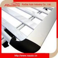 Buy cheap Top Sales Steel cargo carrier: black roof rack basket from wholesalers