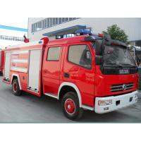 Buy cheap Dong DLK 5000 liters fire fighting truck water pum from wholesalers