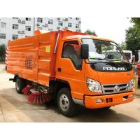 Buy cheap China wholesale Foton mini 4*2 sweeper truck from wholesalers