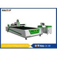 Buy cheap 1500*3000mm Sheet Metal Laser Cutting Machine For Equipment Cabinet from wholesalers