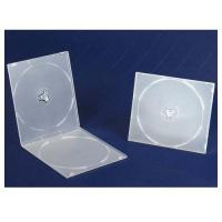 Buy cheap CD CASES 7mm semi-clear single PP CD case from wholesalers