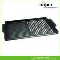 Buy cheap QGB0043 Iron Pan, Cast Iron Fry Pan, Cast Iron Grill Pan from wholesalers