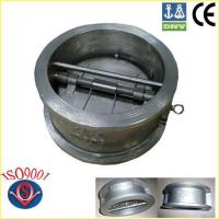 Buy cheap Dual Disc Check Valve SS304 dual disc wafer type check valve from wholesalers