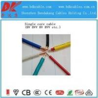 Buy cheap Copper Conductor House Wiring Cheap Building Cable product