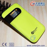 Buy cheap Cheap Price High Quality Portable Mini 3G Router with in SIM product