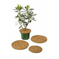 Coco Weed Prevention Mat for Pots
