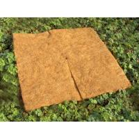 Buy cheap Square Coir Mulch Mat from wholesalers