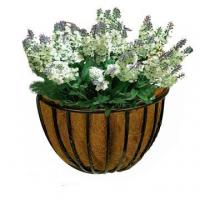 Buy cheap Decoration Metal Wall Basket from wholesalers