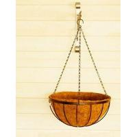 Buy cheap Wrought Iron Hanging Basket from wholesalers