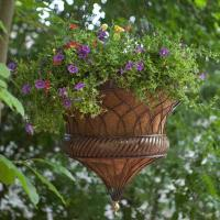 Buy cheap Garden Hanging Basket with Replacement Coco Liner from wholesalers