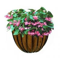 Buy cheap Metal Wall Basket Planter from wholesalers
