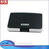 Buy cheap Shenzhen Professional Manufacurer 4 Line USB Voice Logger With OEM/ODM Service from wholesalers