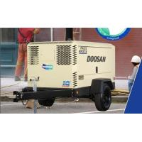Buy cheap Portable diesel screw air compressor -- 185 CFM - 1500 CFM flow capacity at 7 -25bar pressure from wholesalers