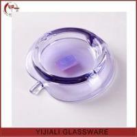 Buy cheap colored cheap apple shaped glass ashtray product