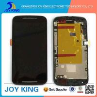 Buy cheap For Moto spare part factory wholesale price working well lcd screen for moto g2 display complete from wholesalers
