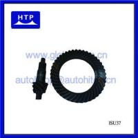 Buy cheap various parts of car engine Crown & Pinion for isuzu 4BC2 Black 7-43 new product