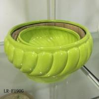Buy cheap LR-F190G Chinese Fashion modern ceramic gardening pots from wholesalers