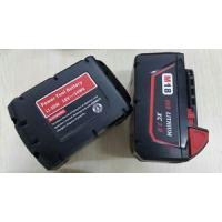 Buy cheap 18v 3000mah Power Tool Battery For Milkwaukee product