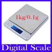 Buy cheap Jewelry Scale Mini digital jewelry scale I-2000 2kgX0.1g from wholesalers