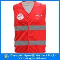 Buy cheap High Visibility Workwear OEM service custom logo summer vest for workwear from wholesalers
