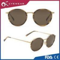 Cool Retro Fashion Metal Round Frame Sunglass Vintage